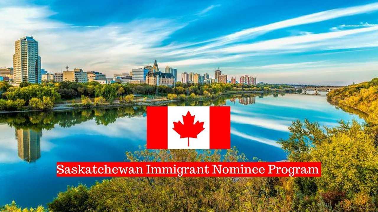 Saskatchewan Nominee Immigration Program