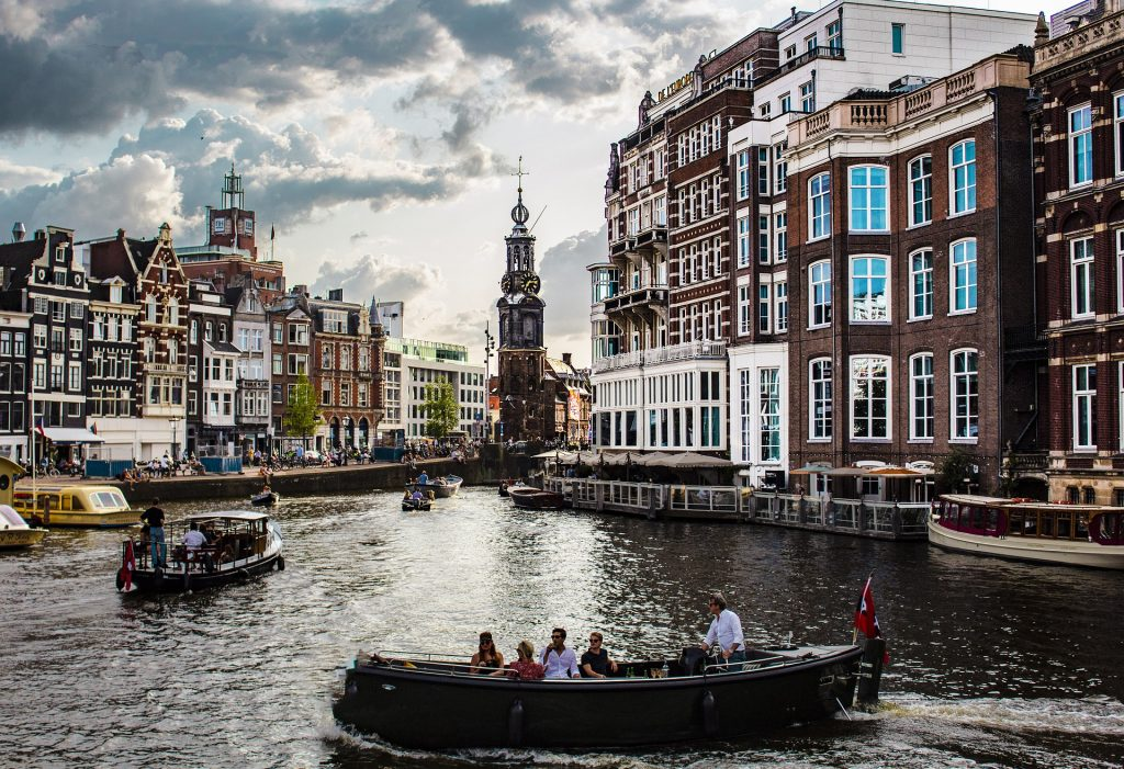 europe city view